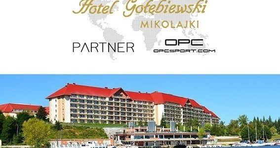 Hotel Gołębiewski kluczowym partnerem